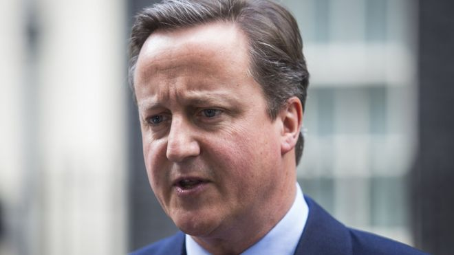 Guardian apologises for David Cameron editorial